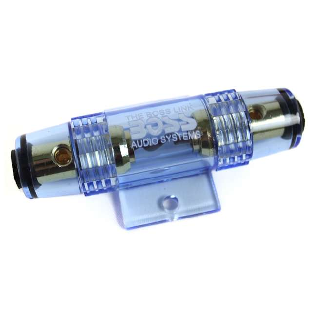 KIT2 BOSS KIT2 8-Gauge Amplifier Installation Kit 1