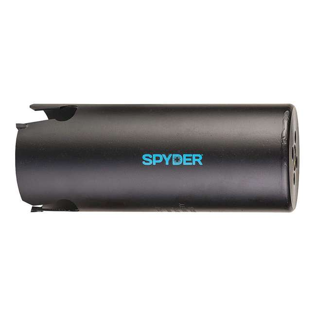 ST-600829 Spyder 2-9/16-Inch Carbide Tipped Deep Cut Hole Saw Bit (2 Pack) 1