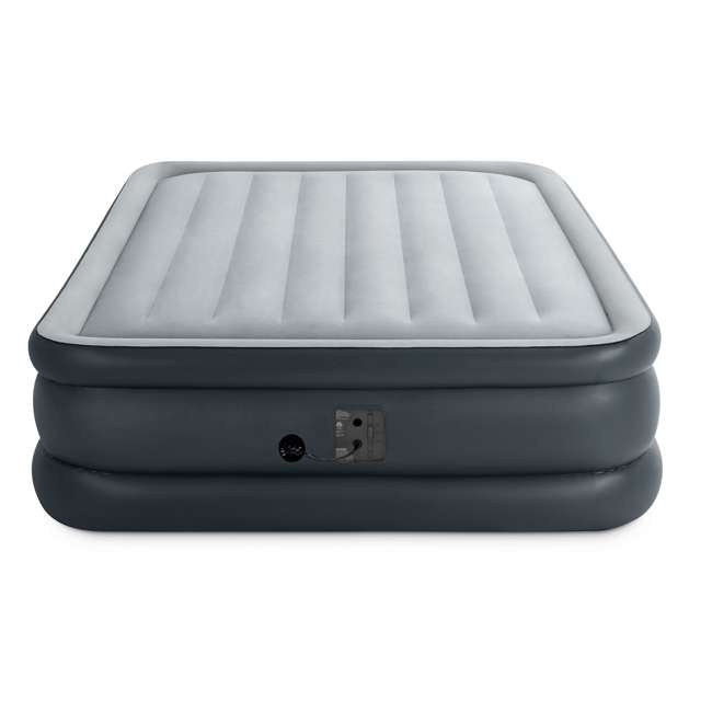 64139EP-U-A Intex Dura-Beam Standard Series Airbed w/ Pump, Queen (Open Box) (2 Pack) 1