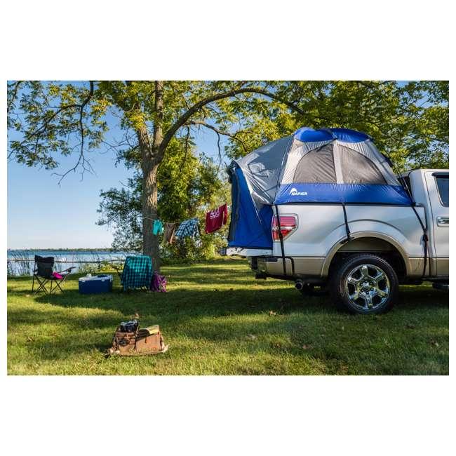 57011 + PPI 303 Napier Sportz 57 Series Truck Tent & AirBedz Air Mattress 5