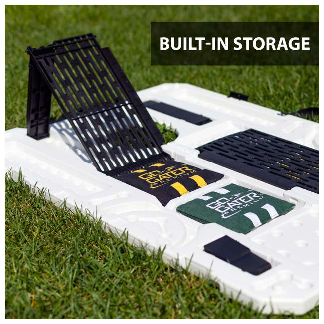 1-1-16920-DS EastPoint Sports Go Gater Premium Outdoor Family Portable Cornhole Game 6