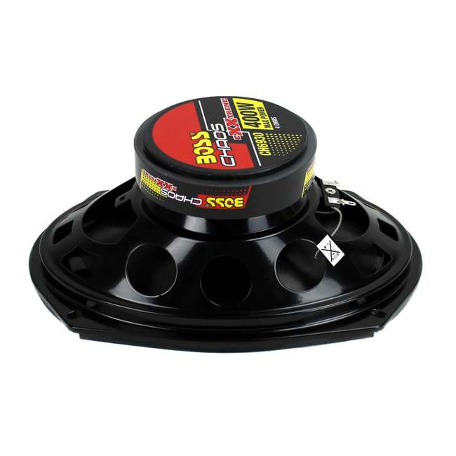 "CH6930 + 2 x CH6530 Boss 6x9"" 3-Way 400W Car Speakers (4 Pack) & 6.5-Inch 3-Way 300 Watt Speakers (4 Pack) 6"