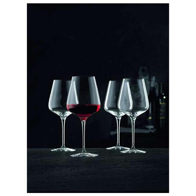 98076 Riedel Nachtmann ViNOVA 27 Oz. Dishwasher Safe Crystal Red Wine Glass (4 Pack) 3