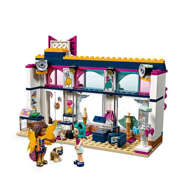 6213474-U-A LEGO Friends Andrea's Accessories Store Block Building Kit Set (Open Box) 2