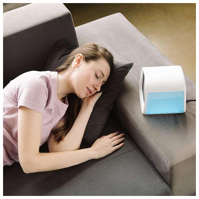 EV-500W Evapolar EV-500W evaCHILL Personal Evaporative Humidifier Air Conditioner, White 4