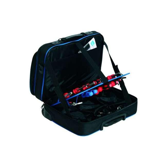 116.05 B&W International 116.05 Motion Service Technician Rolling Tech Tool Tote Bag 1