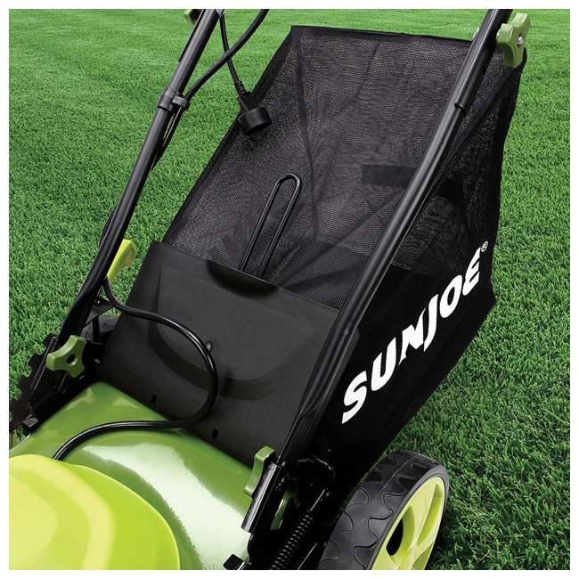 SUJ-MJ408E Sun Joe SUJ-MJ408E 20 Inch 12 AMP 7 Position Electric Walk Behind Lawn Mower 6