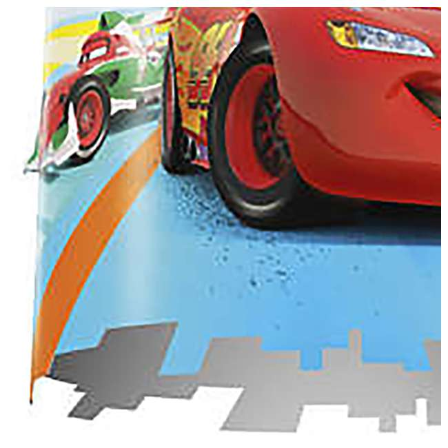 8 x PLC-7175132U0 Philips Disney Pixar Cars McQueen Kids Light Lampshade Only (8 Pack) 3