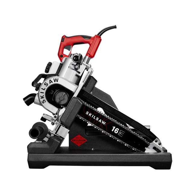SPT55-11 SKILSAW SPT55-11 16 Inch Heavy Duty Worm Drive SAWSQUATCH Carpentry Chainsaw 2