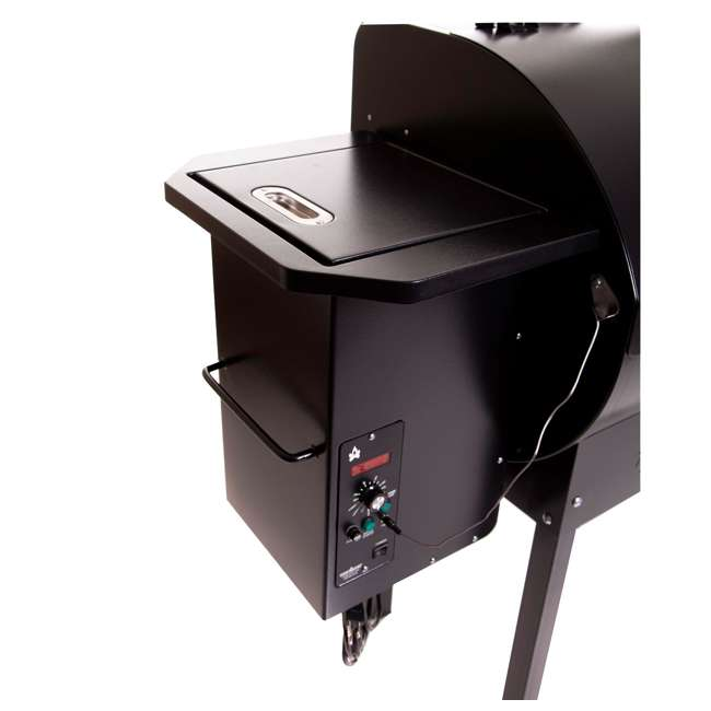Camp Chef Smokepro Dlx Pellet Grill And Smoker Black Cc