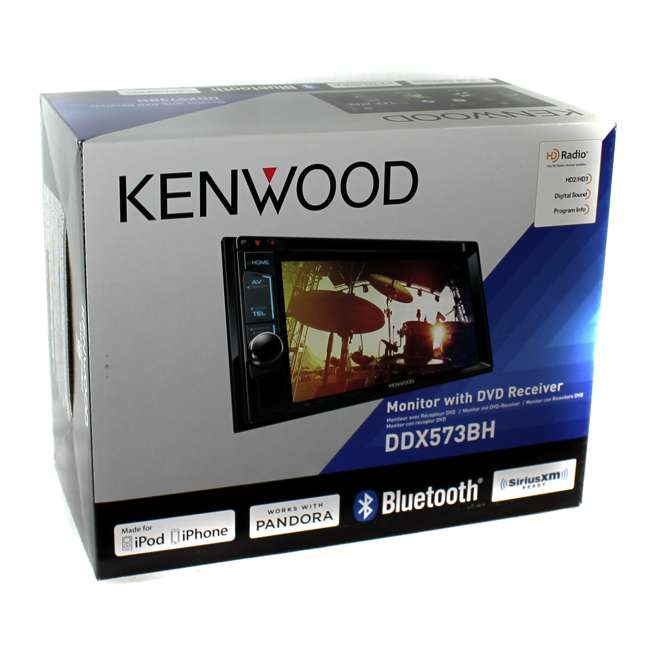 how to connect phone to kenwood radio bluetooth