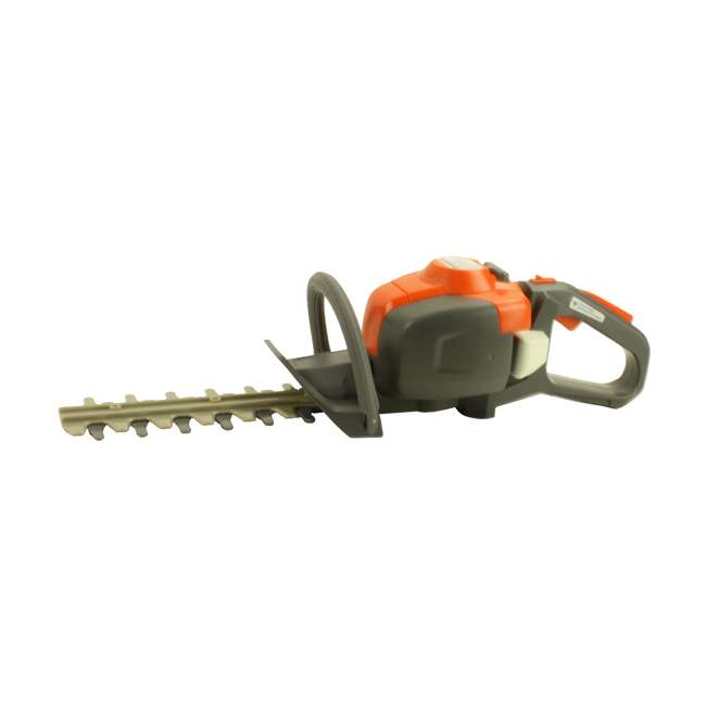 HV-TOY-522771104 + 2 x HV-TOY-589746401 + 2 x HV-T Husqvarna Chainsaw, Leaf Blower, Hedge Trimmer & Lawn Trimmer Toys 2-Packs Each 9