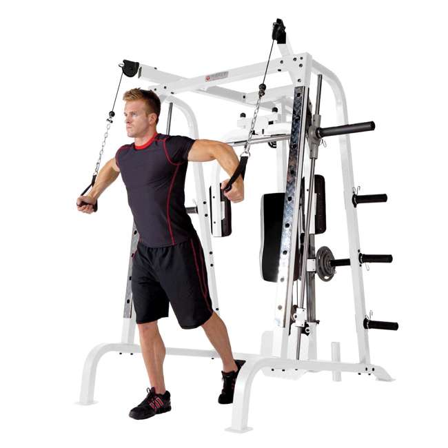 Marcy Diamond Smith Cage Home Gym System Md 5139