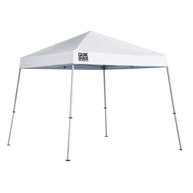 QS-167514DS Quick Shade Weekender Elite 10 x 10 Foot Pop-Up Canopy, White