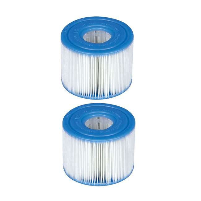 29001WL Intex PureSpa Type S1 Pool Filter Cartridges (2 Filters) 5