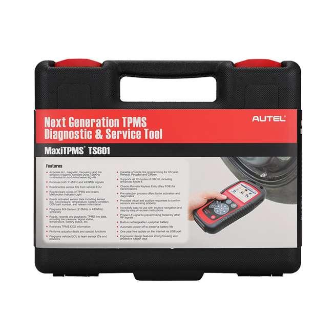 10 x TS601 Autel MaxiTPMS TS601 Diagnostic & Service Tool (10 Pack) 8