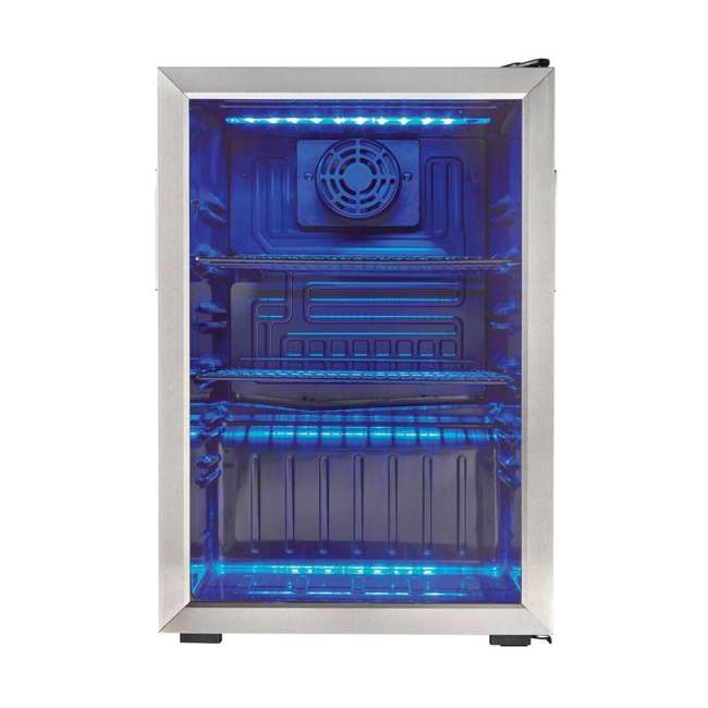 DBC026A1BSSDB Danby 95-Can Beverage Center Mini Fridge Refrigerator 3
