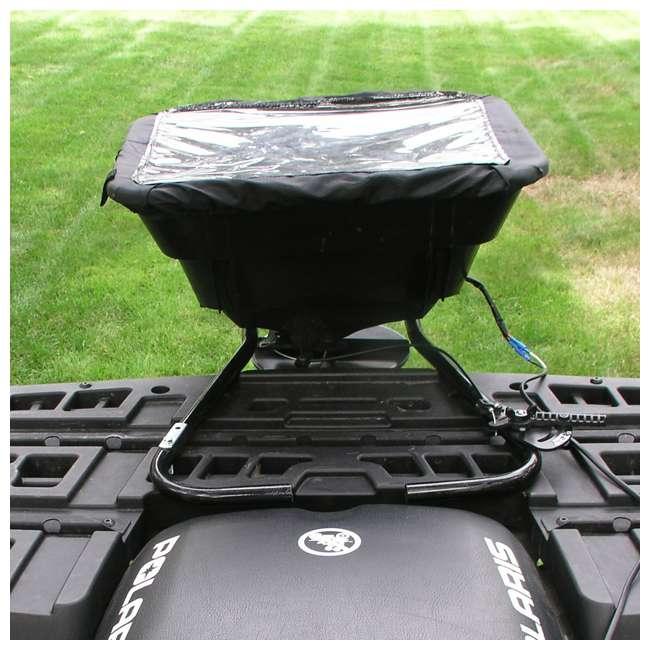 FIELD-AS-12V Field Tuff 12V ATV Broadcast Seed and Fertilizer Spreader 4