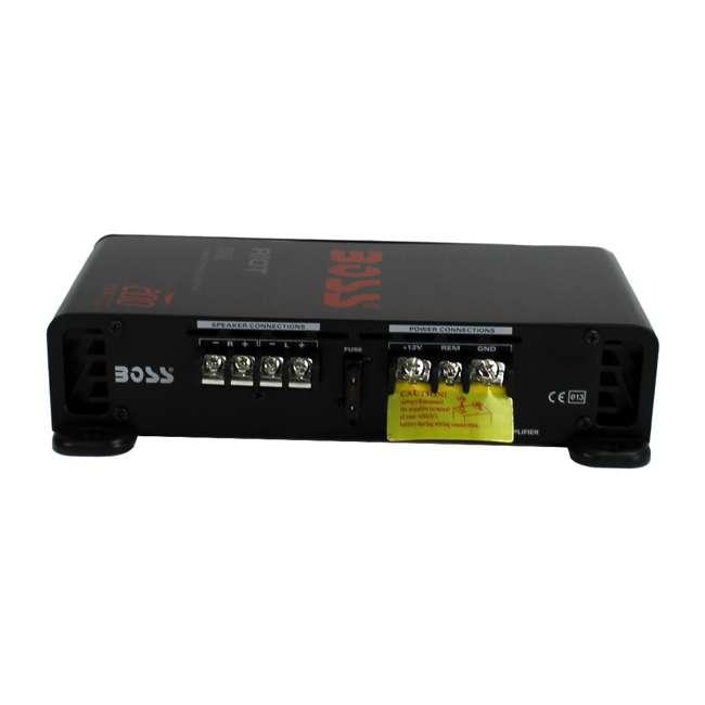 R1002 Boss Audio R1002 200W 2 Channel Car Amplifier 4