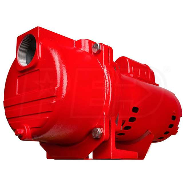 RL-SPRK200 Red Lion 2 HP 76 GPM Cast Iron Sprinkler Pump (2 Pack) 1