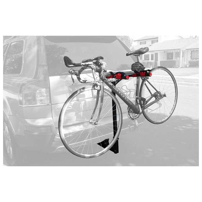70212 Allen Sports Compact 1-Bike Trunk Mounted Vehicle Bike Rack Carrier