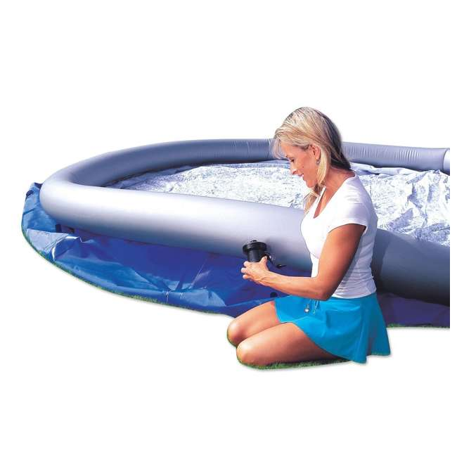57275E-BW-U-A Bestway 12' x 30' Inflatable Above Ground Pool w/ Filter Pump(Open Box) (2 Pack) 5