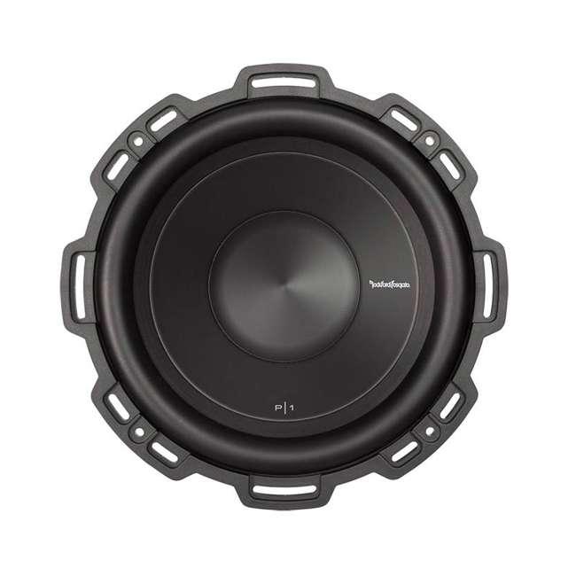 "P1S2-10 Rockford Fosgate P1S2-10 10"" 500 Watt 2-ohm Car Audio Subwoofer Sub P1S210 1"
