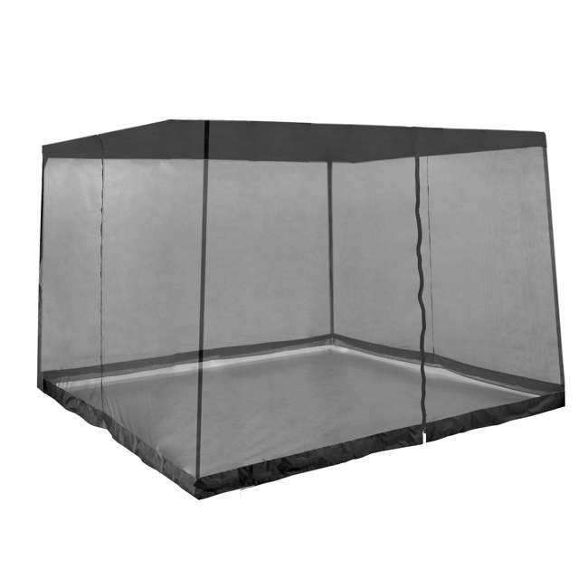 3 x ZS13SRGAZVM-U-A Z-Shade Bug Screen For 13' Gazebo Screenroom (Screen Only) (Open Box) (3 Pack) 4