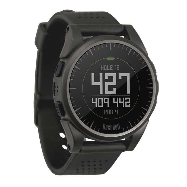 BGOLF-368752 Bushnell Golf Excel Bluetooth GPS Rangefinder Watch, Charcoal