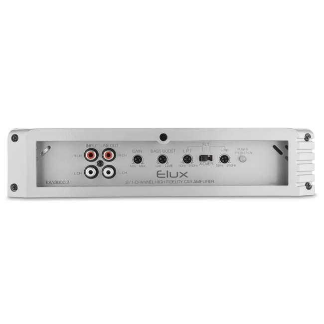 VM-EXA3000.2 VM Audio EXA3000.2 3000W 2 Channel Amplifier (2 Pack) 4