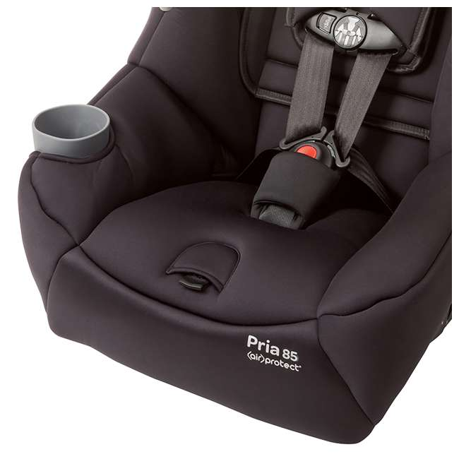 CC121BIZ Maxi-Cosi Pria 85 Convertible Car Seat, Devoted Black (2 Pack) 5