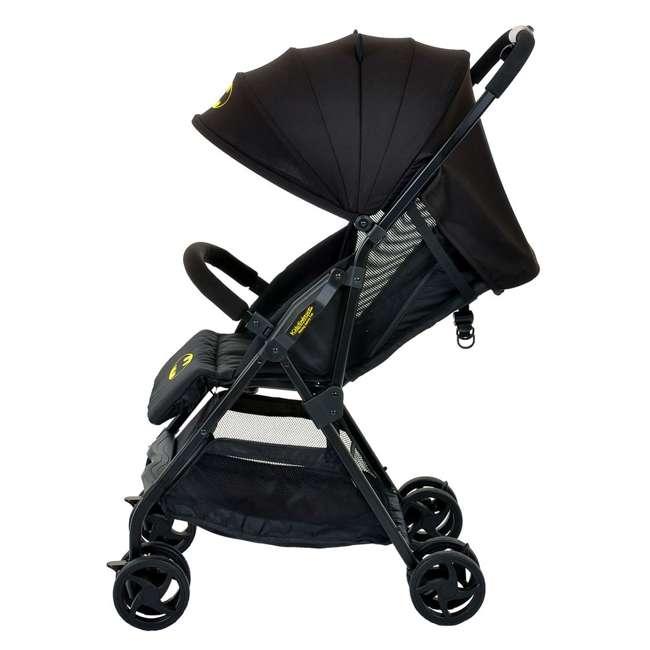 KE-7701BATBK Kids Embrace DC Comics Batman Compact Toddler Stroller 1