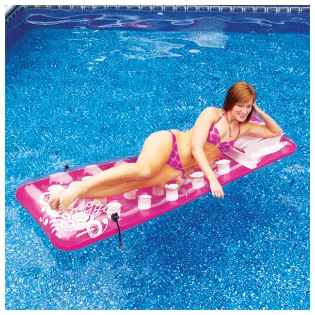 3 x 2000003320 Inflatable Pool Mattress - (3) Sevylor Single French Style Floats 2