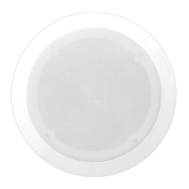 4 x PDIC60T Pyle Home 6.5-Inch 250W 2-Way In-Wall In-Ceiling Speakers, Pair (8 Pack) 5