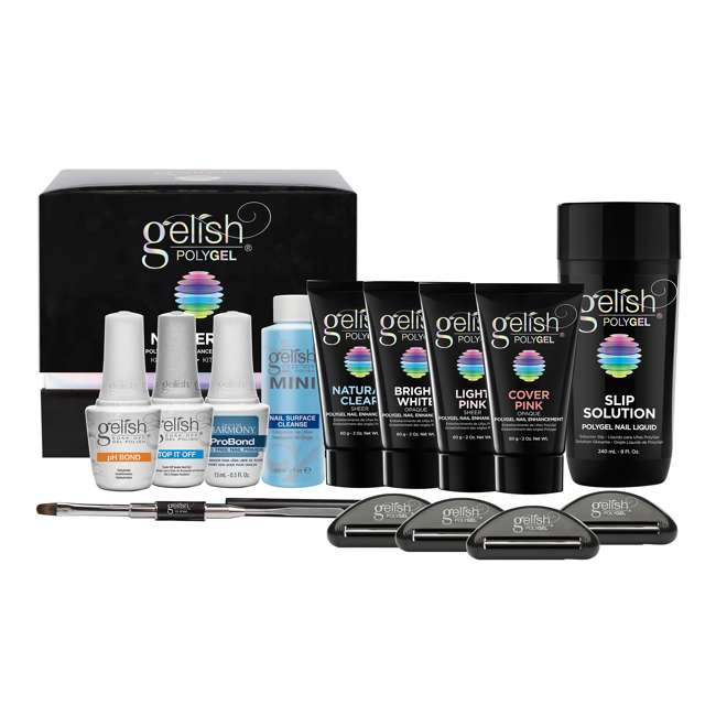 1720003-MASTERKIT Gelish PolyGel Professional Nail Technician Enhancement Master Kit
