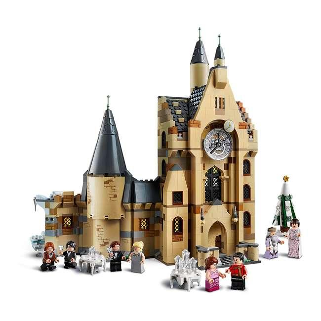 6251024 LEGO 75948 Hogwarts Clock Tower Block Building Kit w/ 8 Harry Potter Minifigures