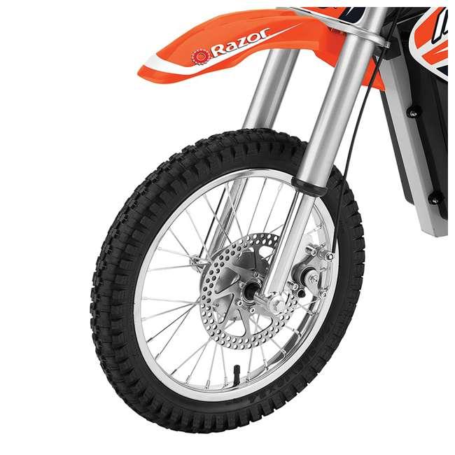 15165010 Razor MX650 Electric Dirt Rocket Bike (2 Pack) 5
