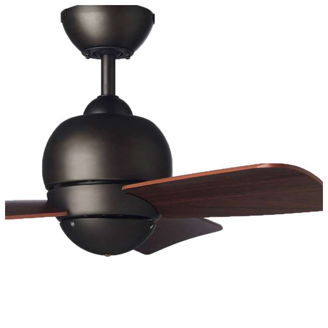 CF130ORB Emerson 30-Inch 3-Blade Indoor Tilo Ceiling Fan, Bronze (2 Pack) 3