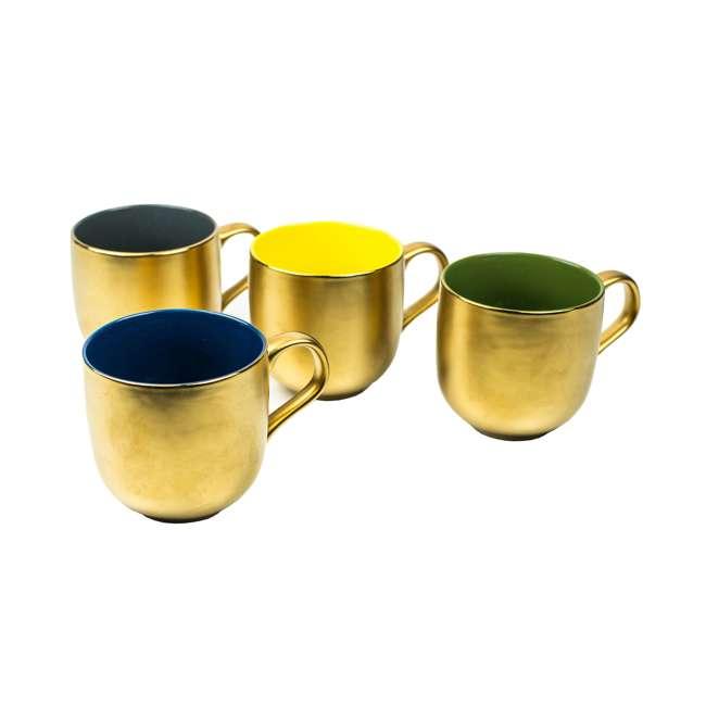 CC675 Yedi Gold Mug Set