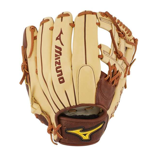 "312685.RG84.11.1150 Mizuno Class Pro Soft Infield 11.5"" Baseball Glove, Peanut"