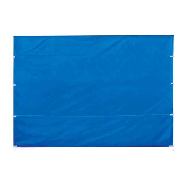 3 x ZS10EVRTSWBL Z Shade 10ft Blue Everest Instant Canopy Tent Taffeta Sidewall Accessory(3 Pack) 4