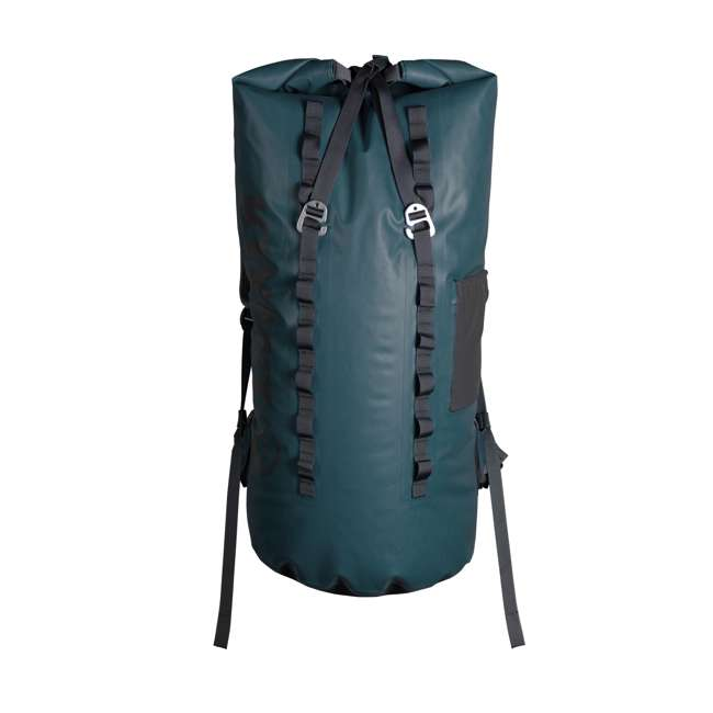 12SPBL01C Klymit 210D Nylon Waterproof Ultra-Lightweight Splash 25 Day Backpack, Blue