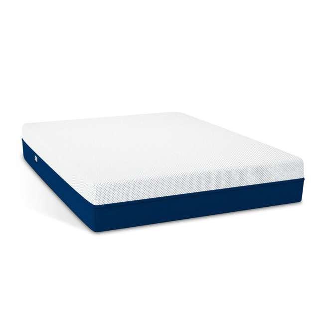 AS2-K Amerisleep AS2 Back & Stomach Sleeper Medium Firm Memory Foam Bed Mattress, King 1