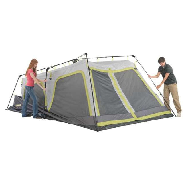 Coleman 10 Person 2 Room Signature Camping Instant Tent