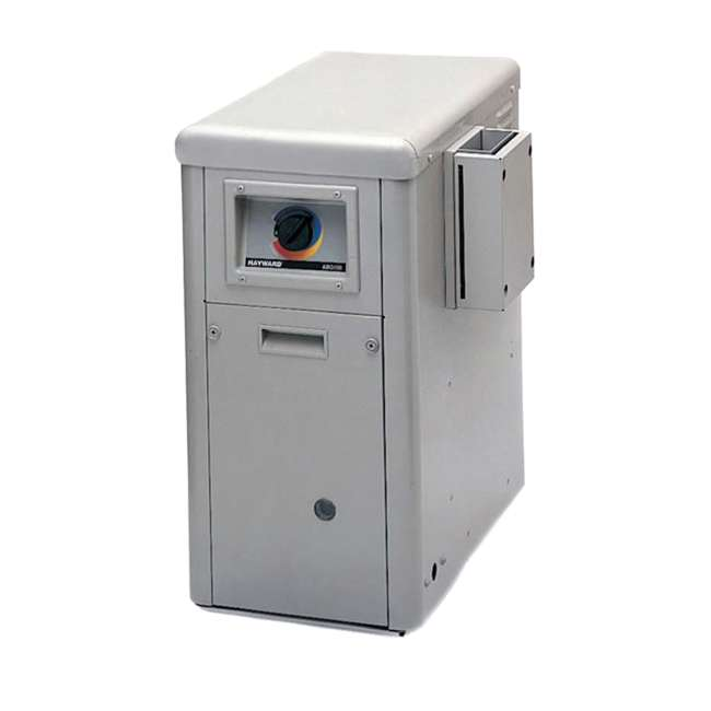 Hayward H100id1 100 000 Btu Gas Heater Ag For Residential Pools Spas