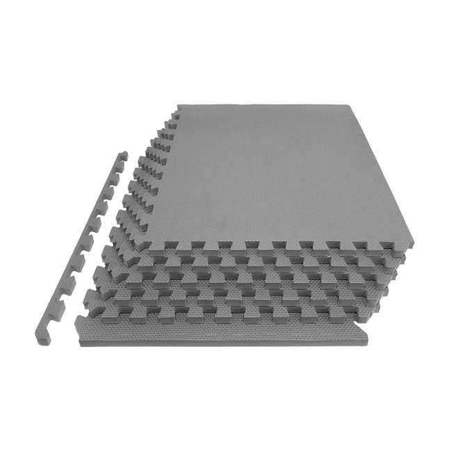 ps-2296-hdpm-grey OMA- Prosource Fit Extra Thick Puzzle Exercise Mat