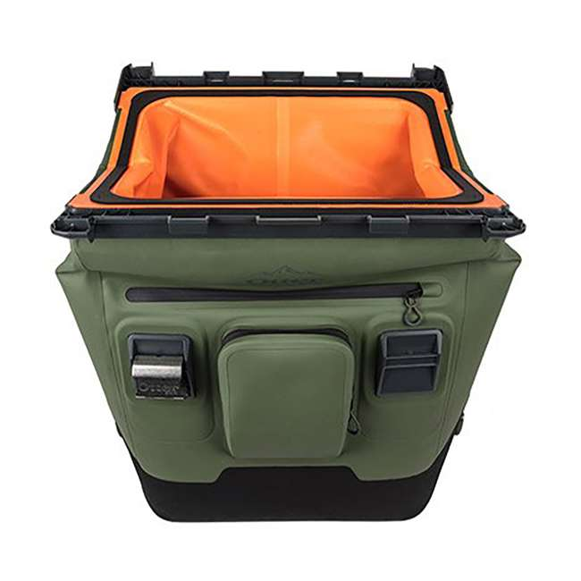77-57014 OtterBox 30-Quart Softside Trooper Cooler with Carry Strap, Alpine Ascent Green 2