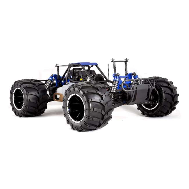 RAMPAGE-MT-V3-OF Redcat Racing Rampage MT V3 Gas Truck 1/5 Scale 5