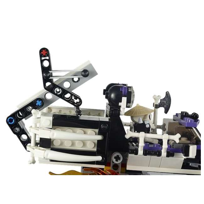 2506 LEGO® NINJAGO® Skull Truck Set w/ Minifigures   2506 4