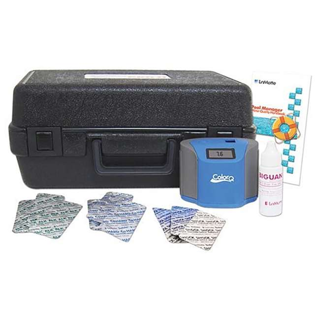 Lamotte Colorq Pro 11 Testabs Digital Pool Water Testing Kit Lm 2060